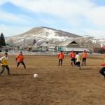В Улаганском районе проходит Чемпионат по мини-футболу