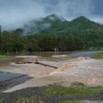 Вчерашнее наводнение в фотографиях и видео