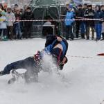 В Горно-Алтайске отпраздновали Чага байрам и Масленицу