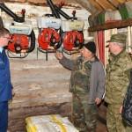 В Алтайском заповеднике приготовились к пожароопасному сезону (фото)