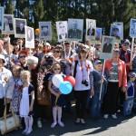 В Горно-Алтайске празднуют 70-летие Победы (фото и видео)