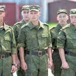 Бердников проводил внука в армию (фото)