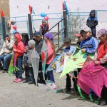 В Кокоре прошел фестиваль воздушных змеев (фото)