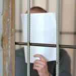 Вынесение приговора следователю-маньяку: фото и видео