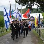 День военно-морского флота отметили в Черге (фото)