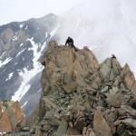 В ледник Актру заложили капсулы с посланием ветеранов будущим поколениям (фото)
