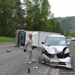 37 аварий за выходные: один человек погиб, десять получили травмы (фото)