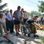 Десантники отметили юбилей ВДВ (фото)