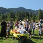 В Яйлю отпраздновали Яблочный спас (фото)