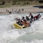 На Алтае проходят крупные соревнования по рафтингу (фото)