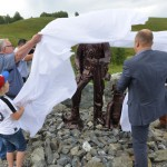 Памятник туристу открыли в Республике Алтай (фото и видео)