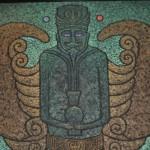 В горно-алтайском музее открылась выставка тувинского художника Шоя Чурука