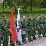 Десять курсантов получили оливковые береты (фото)
