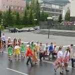Несколько тысяч человек приняли участие в праздновании Дня города (фото)