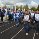 1,5 тыс. человек приняли участие в «Кроссе наций» (фото)