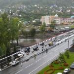 Мебельный мост открыли в Горно-Алтайске (фото)