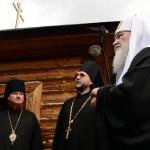 Патриарх Кирилл посетил скит на острове Патмос (фото)