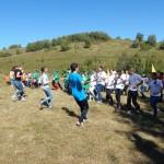 Команда ГАГУ заняла первое место на туристском фестивале молодежи и студентов (фото)