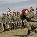 Спецназовец из республики получил краповый берет (фото)