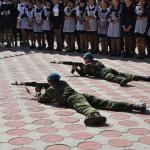 В Улагане открылся клуб «Юный десантник» (фото)