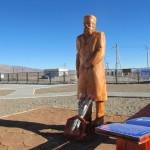 В Кош-Агаче открыли памятник земскому доктору (фото)