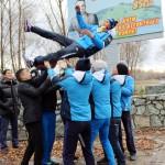 Эльбек Куюков одержал победу на Первенстве мира по самбо
