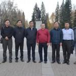 Китайская делегация посетила Республику Алтай