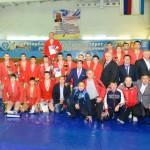 На Алтае прошел всероссийский турнир по самбо (фото)