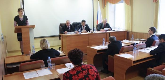 В Горно-Алтайске приняли бюджет на трехлетний период