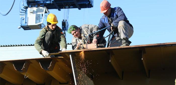 Завершился ремонт моста через Урсул в Онгудае