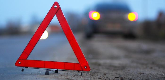 Четыре человека получили травмы в автомобильных авариях