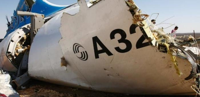 Путин призвал «найти и покарать» организаторов подрыва лайнера А321