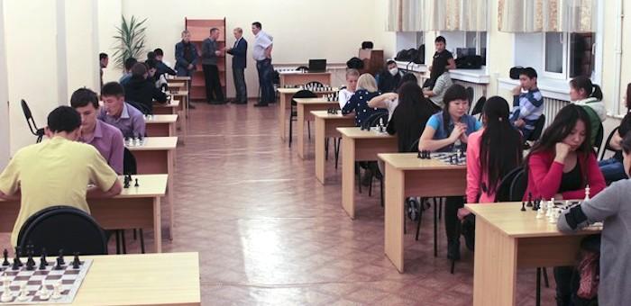 В Горно-Алтайске прошли соревнования по шахматам