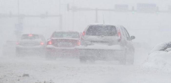 Дорожники призывают водителей к предельной бдительности
