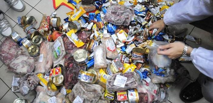 24 кг «просрочки» изъяли в магазинах «Мария-РА»