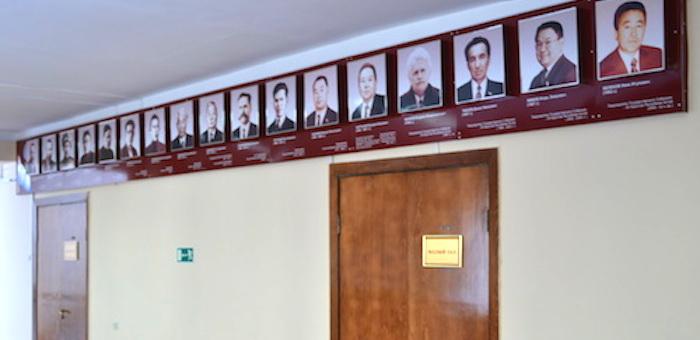 Бердников опроверг свою причастность к истории с портретом Петрова