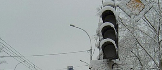 5 и 6 ноября на оживленных перекрестках отключат светофоры