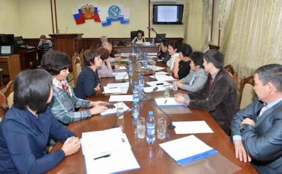Прошло первое заседание совета по алтайскому языку
