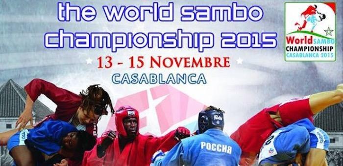 Трое алтайских самбистов выступят на чемпионате мира
