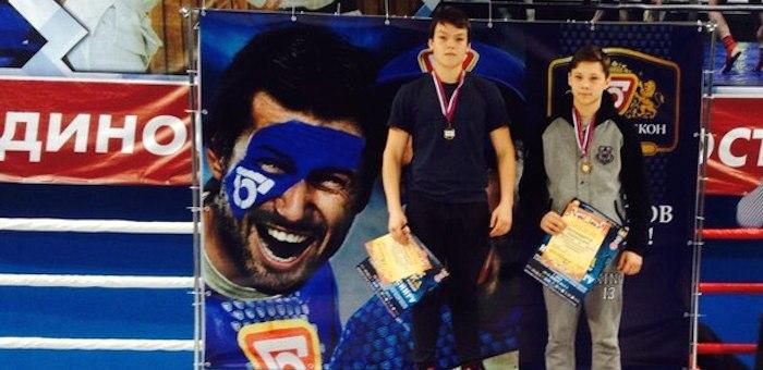 Воспитанники «Атаки» успешно выступили на Всероссийском турнире по кикбоксингу