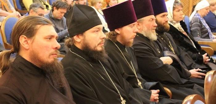 В Горно-Алтайске состоялись епархиальные чтения