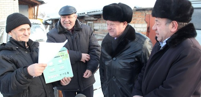 1 тыс. домовладений в Горно-Алтайске подключили к газопроводу