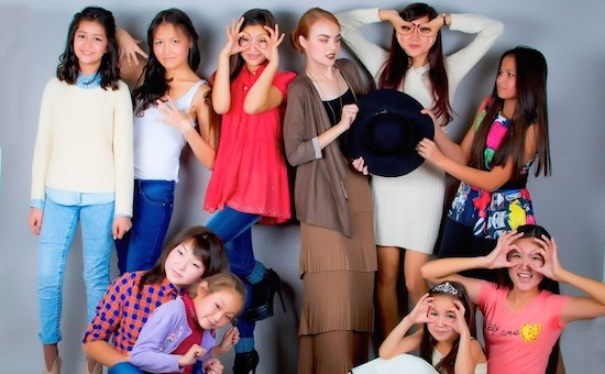 Первая «Принцесса Алтая» открыла театр моды