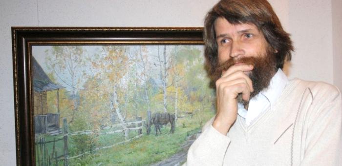 Открылась выставка живописца Евгения Бучнева