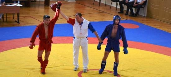 Горно-алтайские омоновцы успешно выступили на соревнованиях по боевому самбо