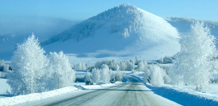 Нынешняя зима на Алтае будет холоднее обычного