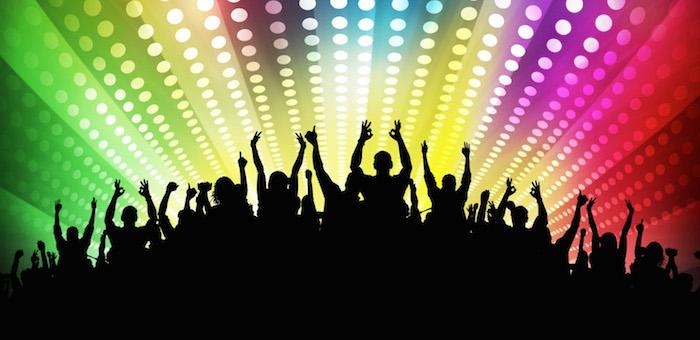 В Турочаке набирают популярность тематические дискотеки