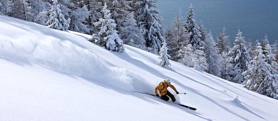 Уже этой зимой заработает горнолыжка на Телецком