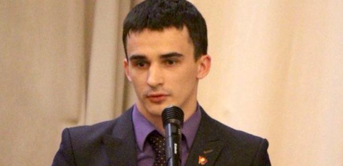 Александр Слобожанин вновь стал лидером комсомола