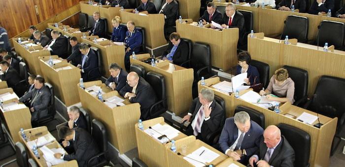 Бюджет республики принят в первом чтении